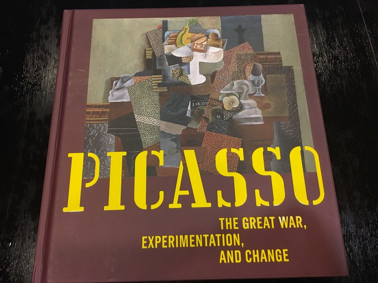 Picasso: The Great War, Experimentation and Change