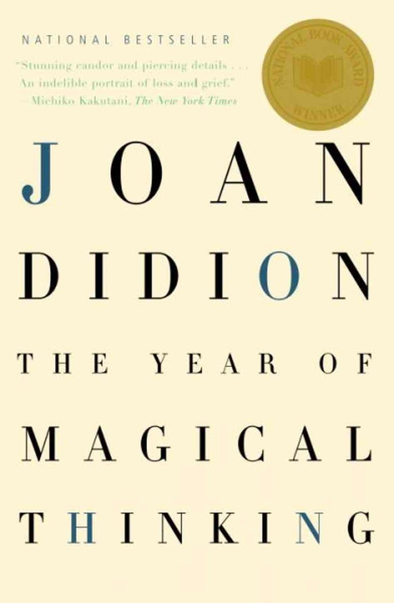 The Year of Magical Thinking   © Courtesy of Alfred A. Knopf publishing