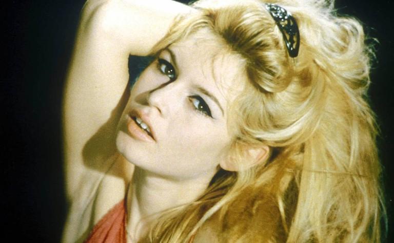 Brigitte Bardot (1959) ©Michael Donovan/Flickr