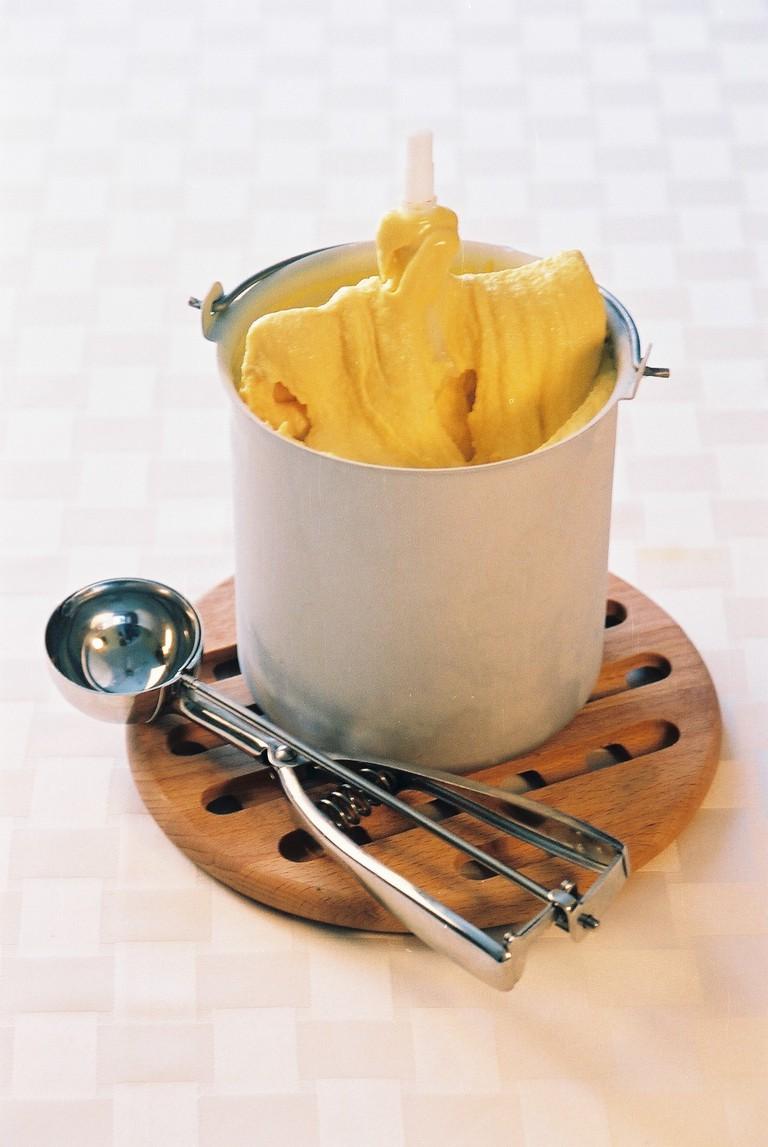 Mango ice-cream   Courtesy of Austin Macauley Publishers