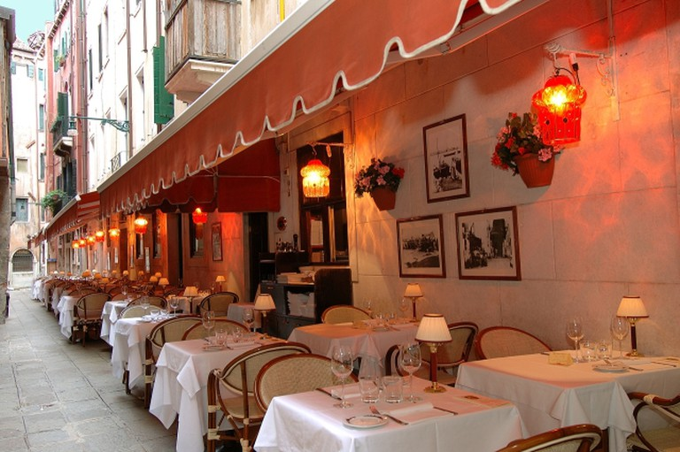 Exterior of the restaurant | Courtesy Of Bistrot de Venise