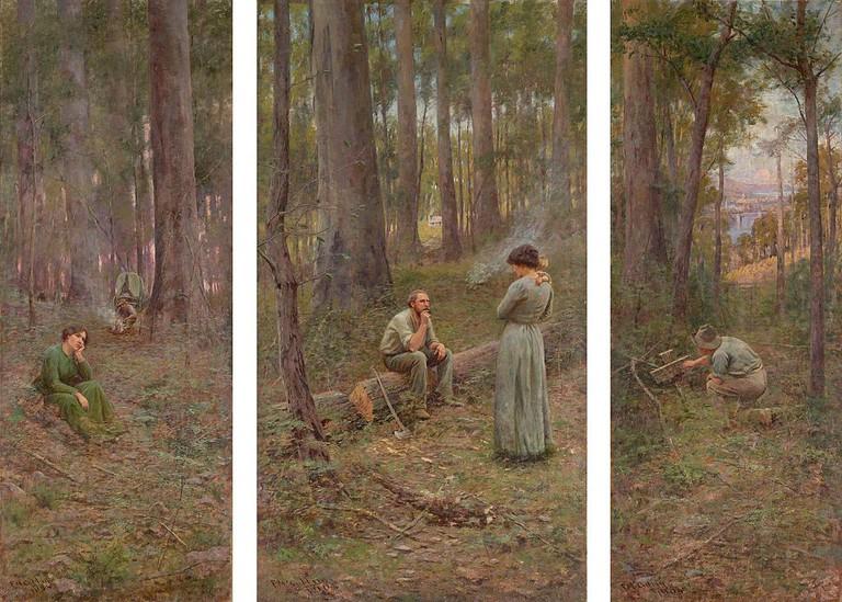 Frederick_McCubbin_-_The_pioneer_-_Google_Art_Project