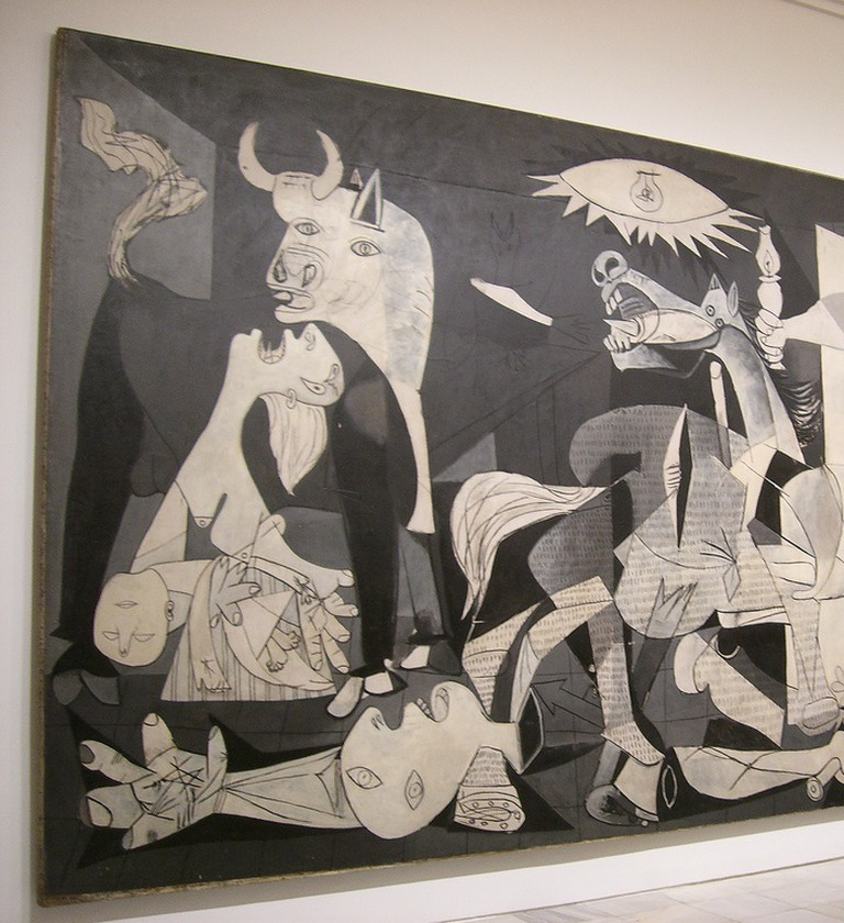 Guernica by Picasso | © Peter Collins/Flickr
