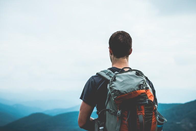 Hiker | © Unsplash / Pixabay