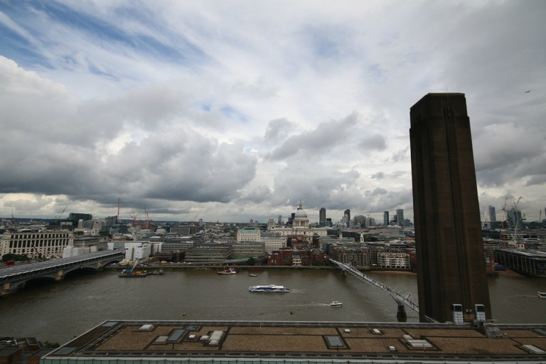Viewing Platform from Switch House, Tate Modern | © Ellie Griffiths