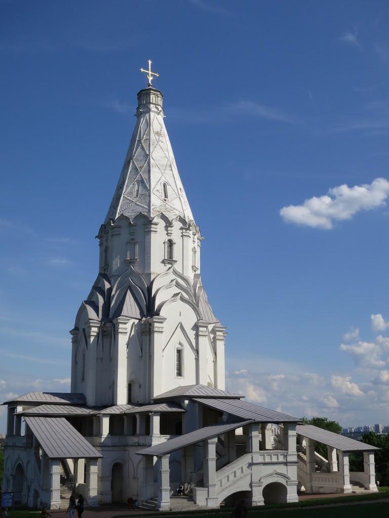 Church of the Ascension, Kolomenskoye   Courtesy of © Drew Finnis