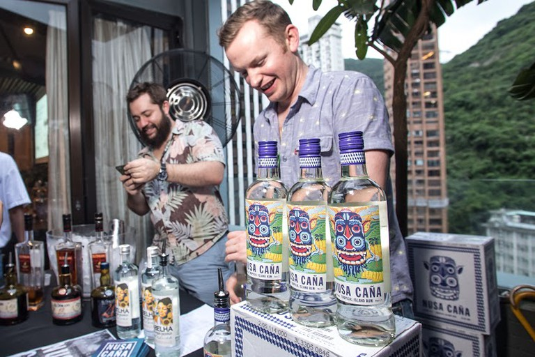 © Photo courtesy of Hong Kong Rum Fest