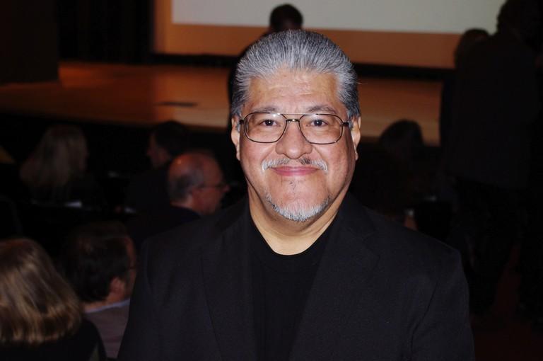 Luis J. Rodriguez © David Shankbone/Flickr
