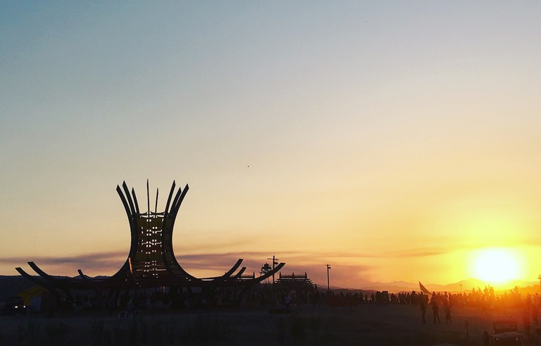 Final Sunset of LIB 2016 | © Brenda Garcia Davidge