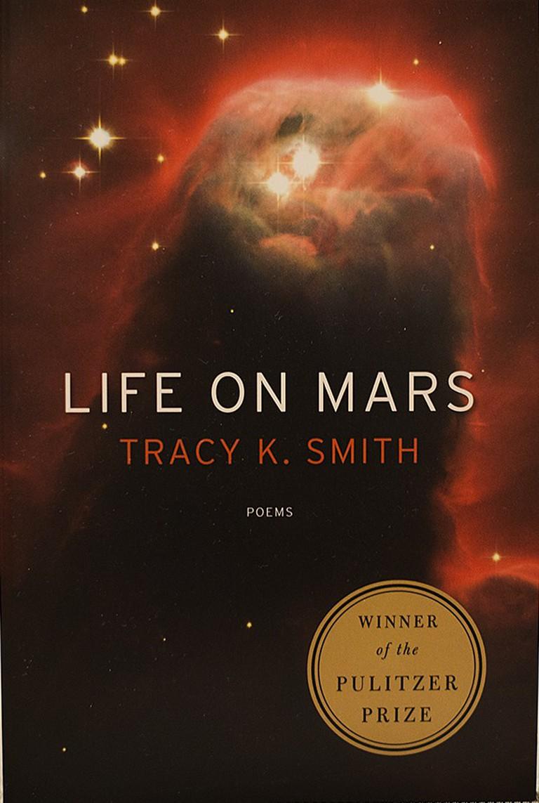 Tracy K. Smith's Life on Mars (2011)   Courtesy of Graywolf Press