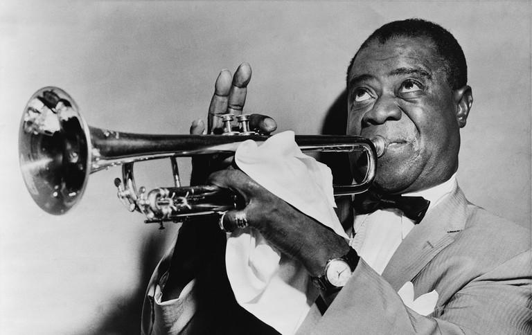 Louis Armstrong - © World-Telegram staff photographer/wikicommons