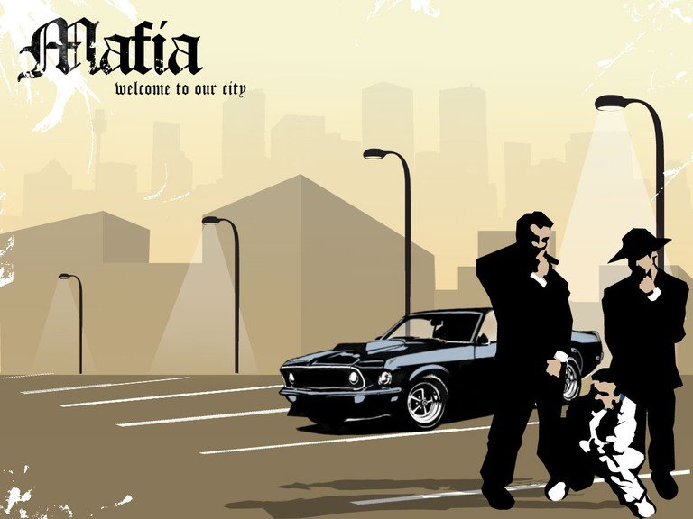 Mafia | © Ryan Martin | Vectra-Art