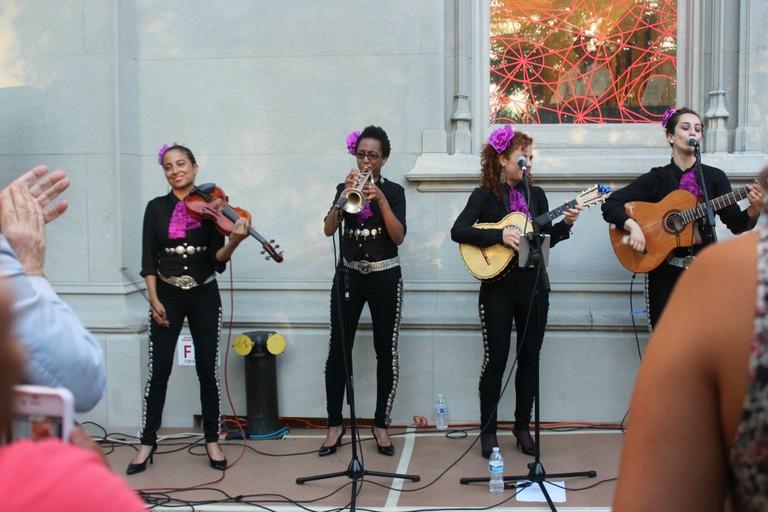 Mariachi Band | © Larryse Brown