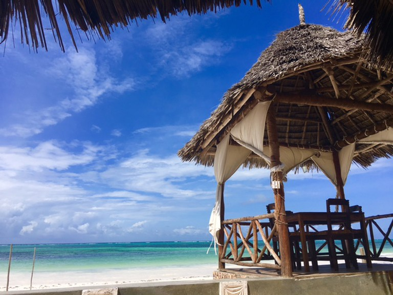 Matemwe Beach/Photo Courtesy of Shannon Thomson