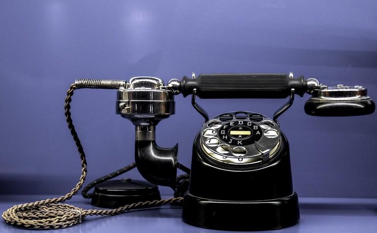 Phone Communication │© Gellinger/Pixabay