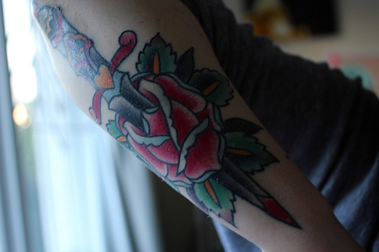 Tattoo by Dan Smith © Sarah-Rose/Flickr