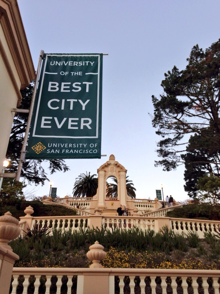 University of San Francisco © An Mai/Flickr