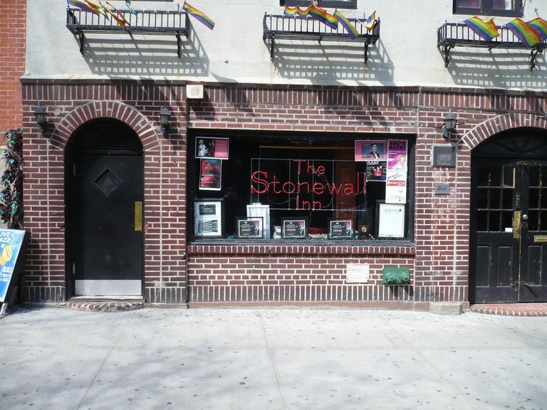 The Stonewall Inn© Charles Hutchins/Flickr