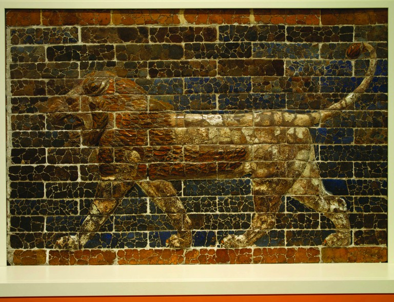 The Striding Lion | Courtesy of Royal Ontario Museum