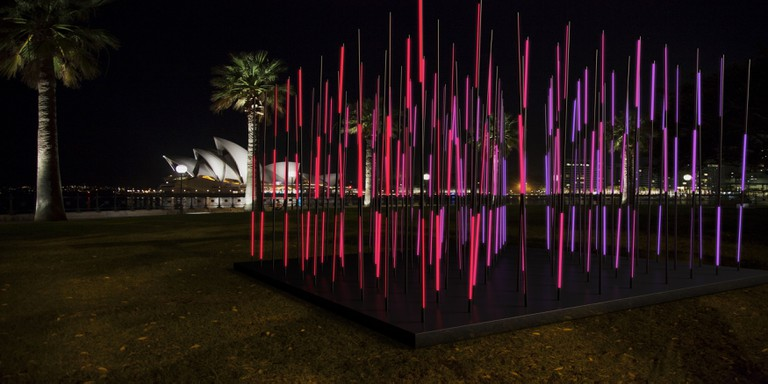 Sweet - artist impression by Alexandra Heaney | Courtesy of Vivid Sydney
