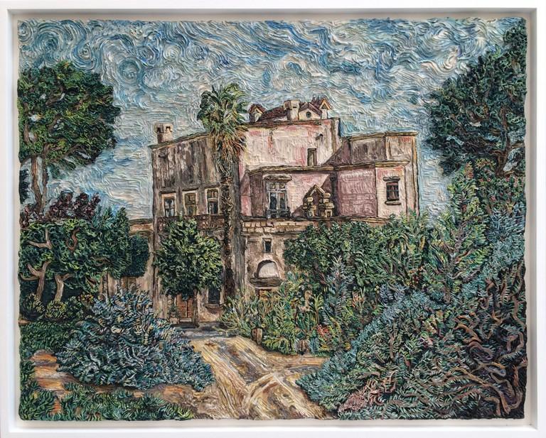 Henry Hudson, Tarda Estate Paesaggio, 2013, Courtesy of the Henry Hudson Studio