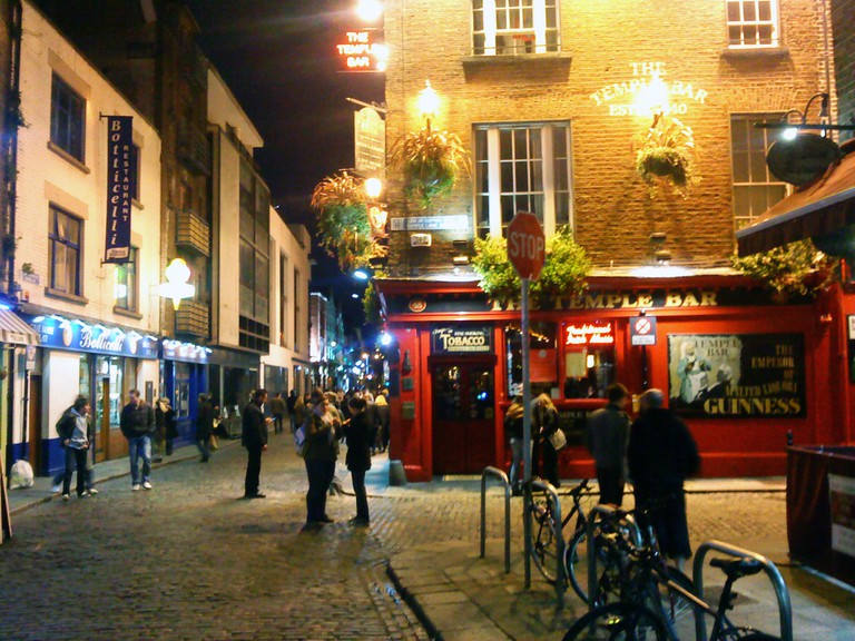 Temple Bar | © Trevah / WikiCommons