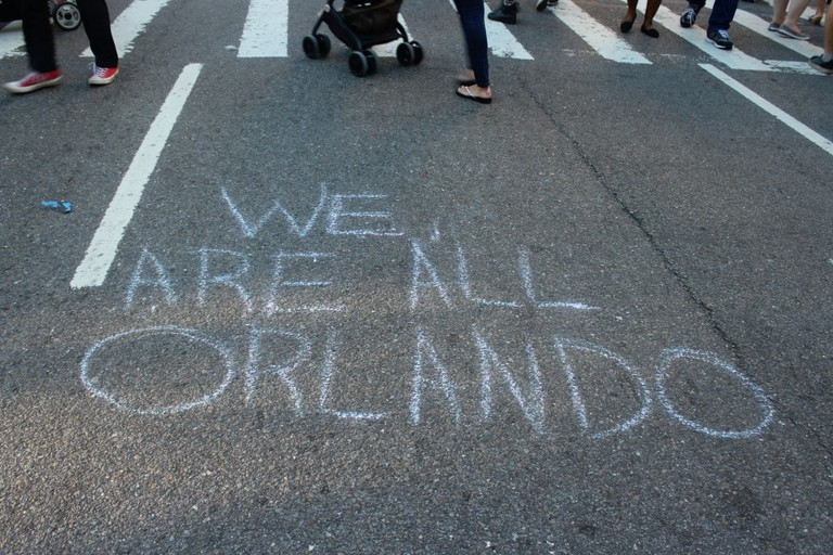 We Are All Orlando | © Larryse Brown