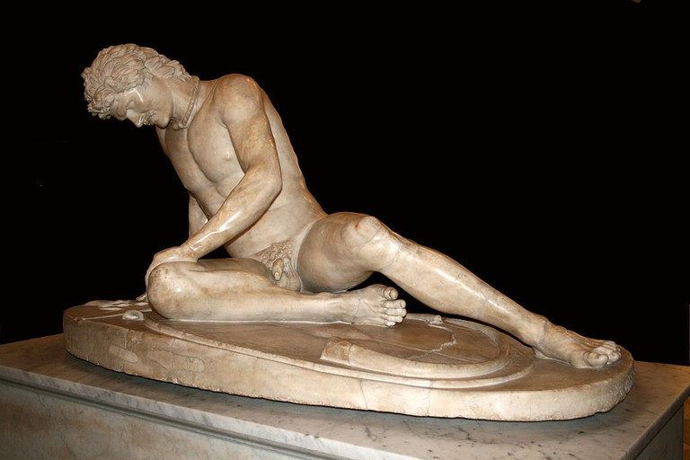 Dying Gaul, copy of original   © Capitoline Museums/WikiCommons