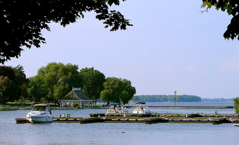Waterfront of Orillia | © P199/WikiCommons