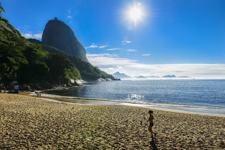 Praia Vermelha in Urca  ©Alexandre Martins Rodrigues/Flickr