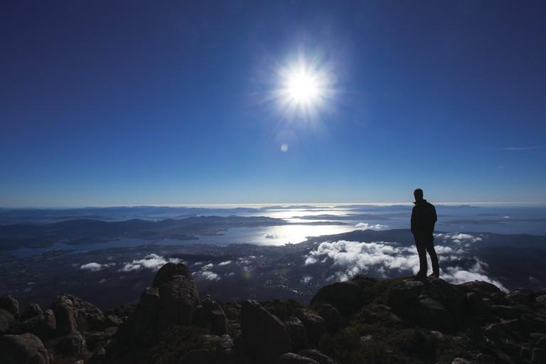 Mount Wellington, Hobart, TAS | Courtesy of Tourism Australia © Graham Freeman