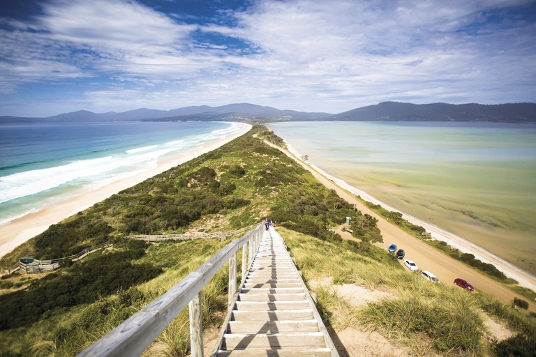 Bruny Island, TAS | Courtesy of Tourism Tasmania © Andrew Wilson