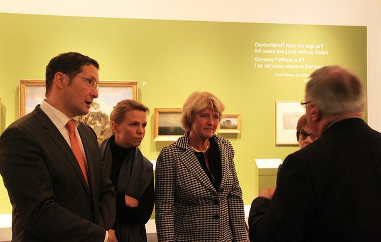 Germany's Minister of Culture, Monika Grütters | © German Embassy London/Flickr