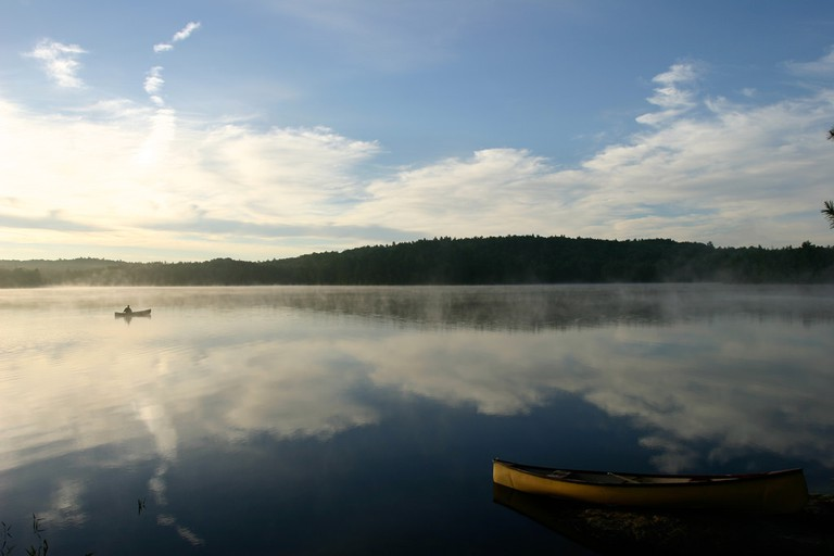 Cox Lake in the Morning | © Martin Cathrae/Flickr