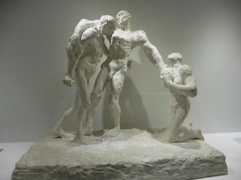 Camille Claudel's Sculpture ©Pierre Andre Leclercq