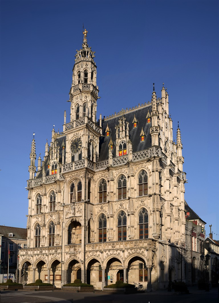 Oudenaarde Town Hall   © PMRMaeyaert/Wikimedia Commons