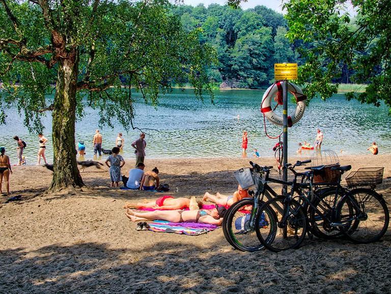 by the lake at Grunewald | © Sergey Galyonkin/WikiCommons