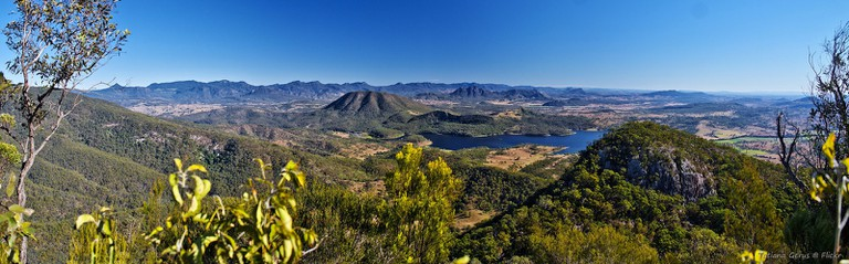 View from Mt May in Mount Barney National Park | © Tatters ❀ / Flickr