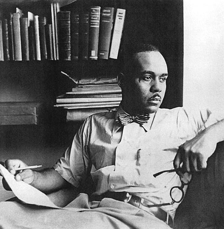 Ralph Ellison | Athena LaTrelle / Wikimedia Commons