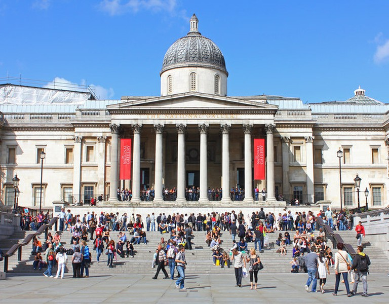 The National Art Gallery | © Wayland Smith/Geograph.org