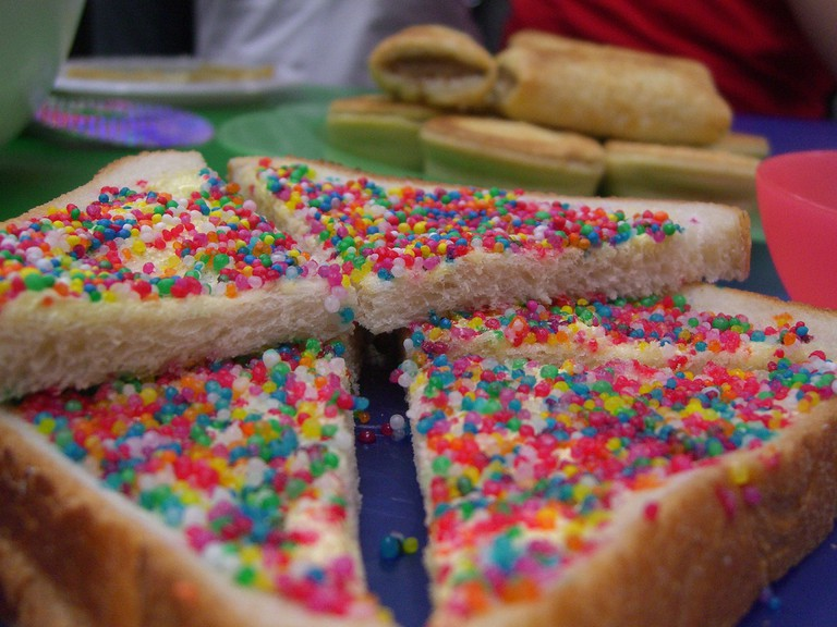 Fairy bread | © Alpha / Flickr