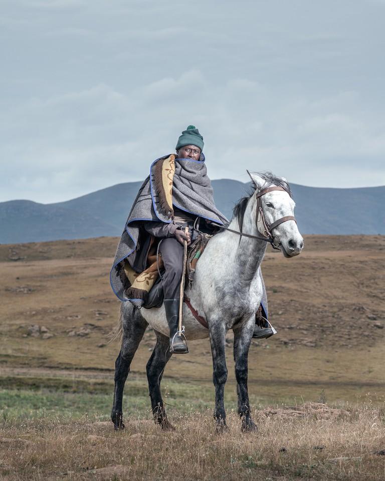 Mpho Khanyapa - Ketane, Lesotho © Thom Pierce