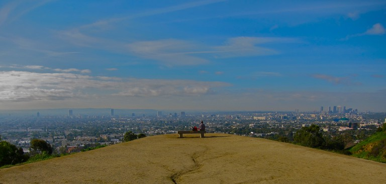Runyon Canyon Overlook | © Mark Mitchell/Flickr
