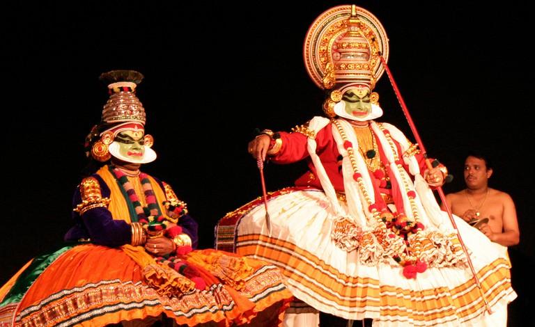 Kathakali| ©Parul Varuni|Flickr