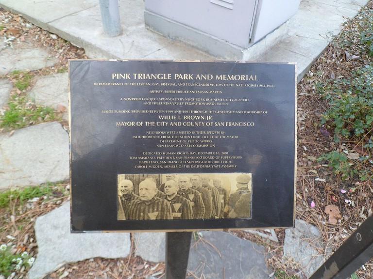 Memorial plaque | © Zboralski/WikiCommons