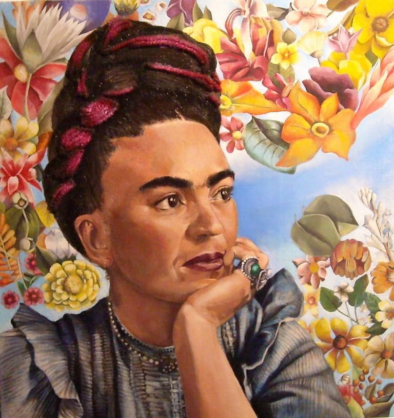 Frida Kahlo ©Maria de Oro