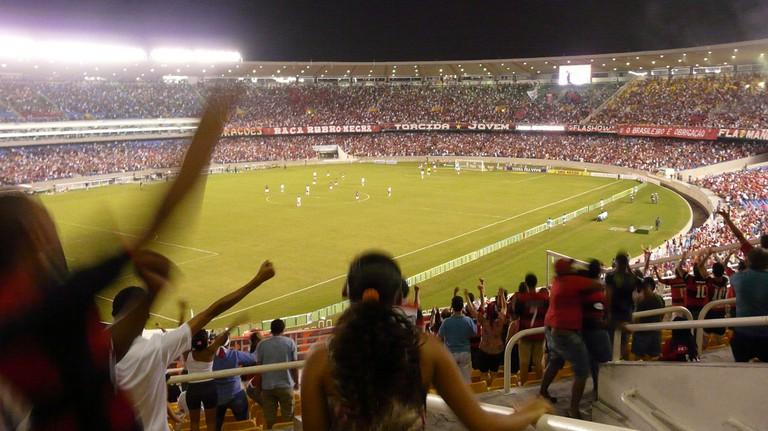 Hosting a match between teams from Rio de Janeiro   ©Johrling/Flickr