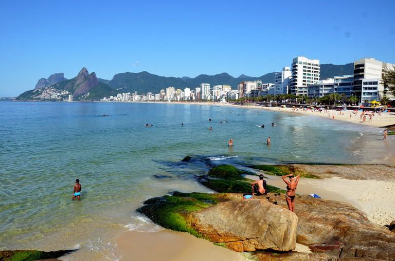Praia do Arpoador   © Rodrigo Soldon/Flickr
