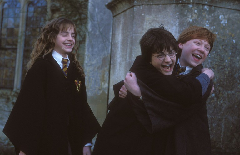 Hermione, Harry & Ron | © Warner Bros.