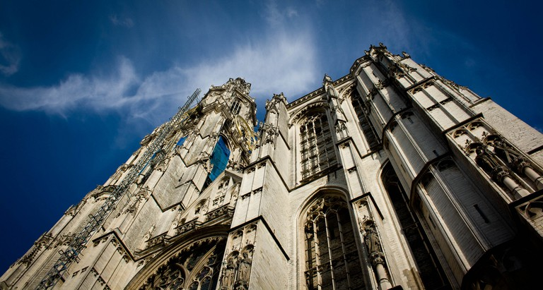 Antwerp's Cathedral of Our Lady, from where the carillon chimes spread across the city | © Tatiana Vdb/Flickr